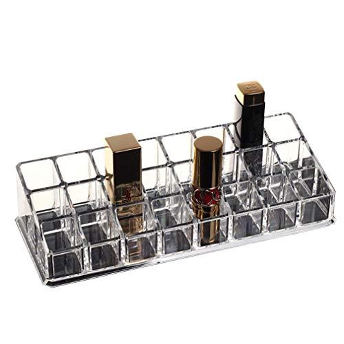 Boîte de Rangement de Maquillage, Organisateur de Maquillage, Unités Cosmétiques