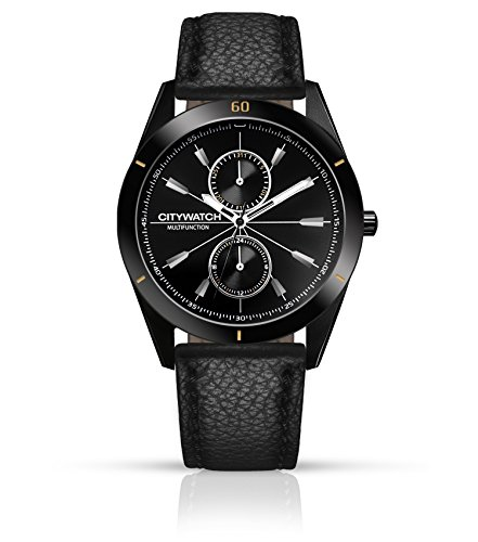 CITYWATCH Limited Edition Herren-Uhren CY010.03BL (Luxus-uhren, Limited Edition)