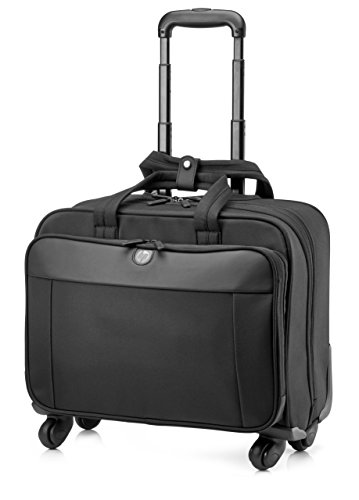 HP (H5M93AA) Business 4 Räder Tasche aufziehbar (17,3 Zoll) schwarz