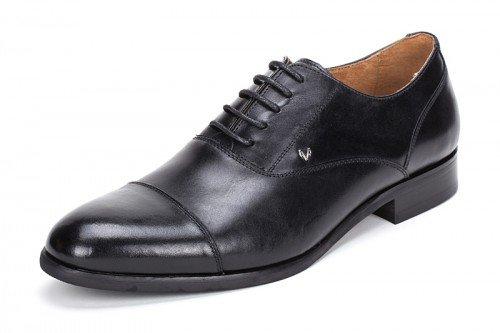 Martinelli, Scarpe stringate uomo Marron nero Size: 46