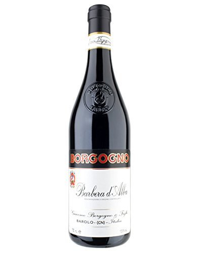 Barbera d'Alba DOC Borgogno 2017 0,75 L