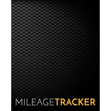 Mileage Tracker: Vehicle Mileage & Gas Expense Tracker Log Book For Small Businesses (V3)