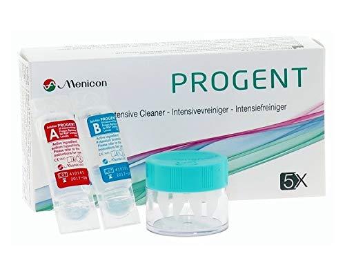 Menicon Progent SP Intensivreiniger, 5 Ampullen, 1er Pack (1 x 5 Stück) - 3