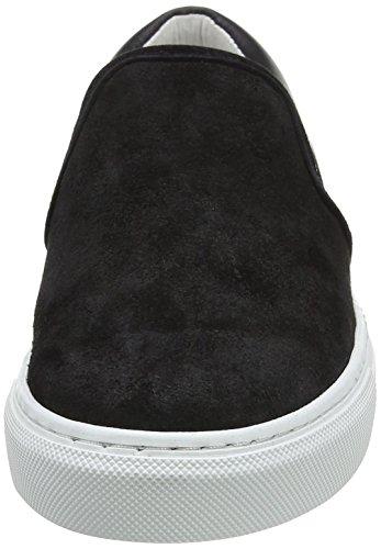 Wood Wood Shoes Quinn Slip On, Sneakers basses mixte adulte Black (Black WW)
