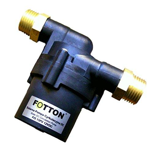 Solar-Umwälzpumpe FOTTON FT5 15PV (Gebaut In 12vdc Pumpe)
