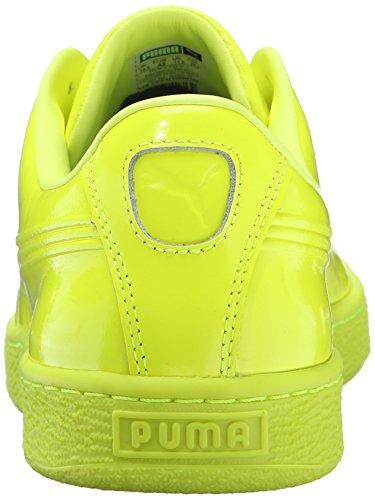 Puma , Herren Sneaker gelb gelb Safety Yellow