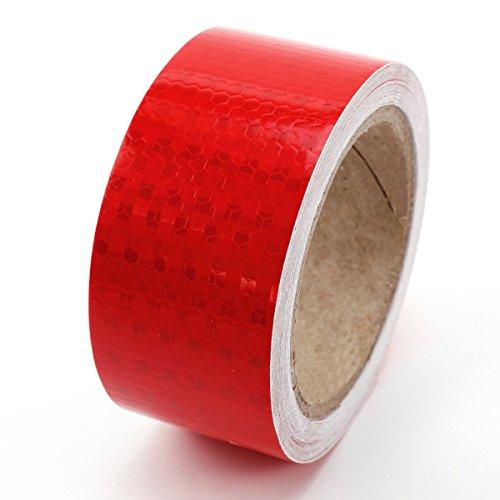 Preisvergleich Produktbild Reflektierendes Klebeband,  Vinyl,  10 m