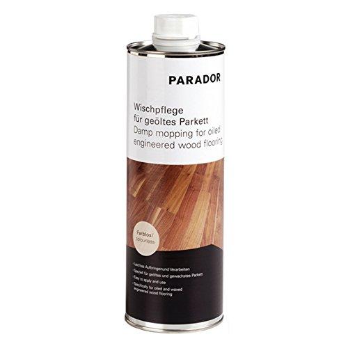 Parador Wischpflege für geöltes Parkett 1L