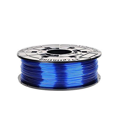 XYZprinting RFPETXEU02E 600 g PETG (NFC) Catridge,Klar Blau - Blaue Euro-schein