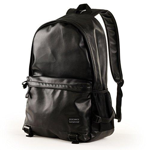 Institut für koreanische trendPULedertasche/Doppelte Umhängetasche /Lässige Herren Rucksäcke/Studentenpaket/Reisetasche/Laptop-Tasche/Herrentaschen-A A