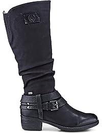 Suchergebnis auf Amazon.de für  Das Profil - Blockabsatz   Stiefel ... af337068a2