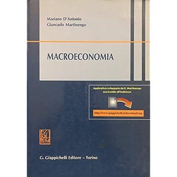 Macroeconomia. Con Software