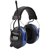Protear batteria al litio ricaricabile Bluetooth   radio AM FM sicurezza  difensori b5c1200f33a6