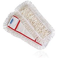 Aviva Clean Cut 50cm Mop Serpillère en coton nasswisc hmopp haute qualité tous les sols haute performance Serpillère serpillères les hôpitaux, les maisons d'accueil de nettoyage et jardins d'Enfants Maintenant aussi pour le Budget Privé