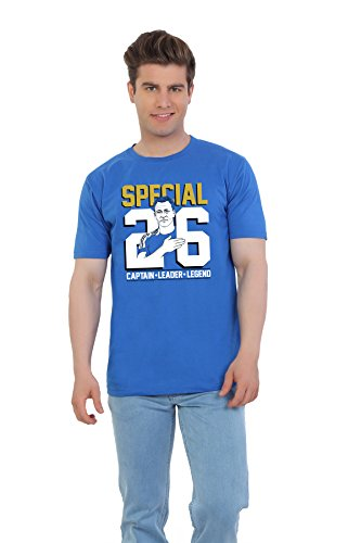 EETEE Chelsea Football John Terry Fan T-shirt  available at amazon for Rs.399