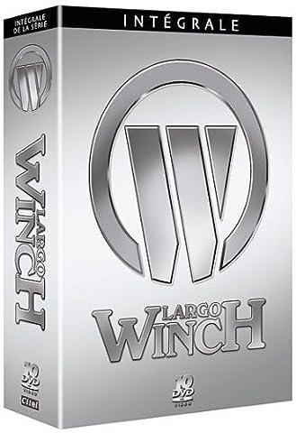 Largo Winch - Intégrale - coffret 10 DVD