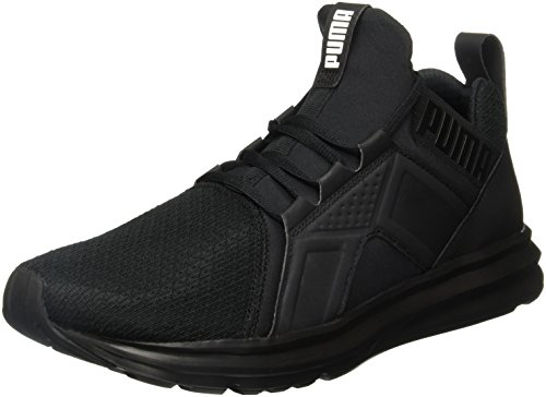 Puma-Mens-Enzo-Black-Running-Shoes