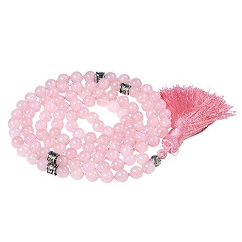 Gema Mala Beads Collar/Pulsera, Buddist Mala...