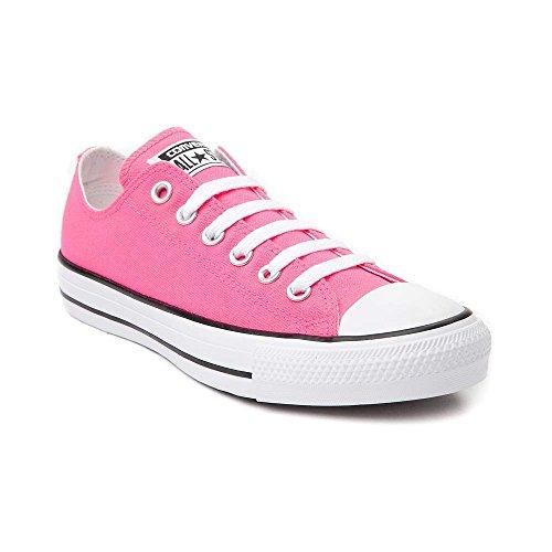 Converse Chuck Taylor ?? All Star Platform Lo Neon Pink