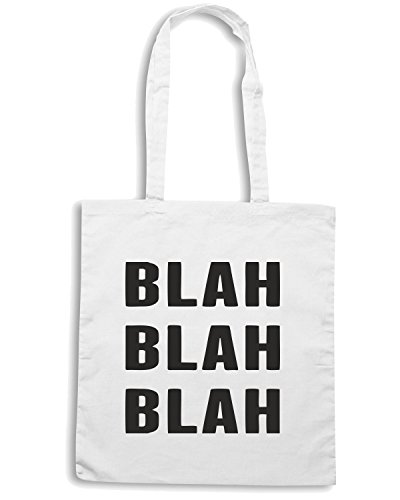 T-Shirtshock - Borsa Shopping OLDENG00056 ENG005 Bianco