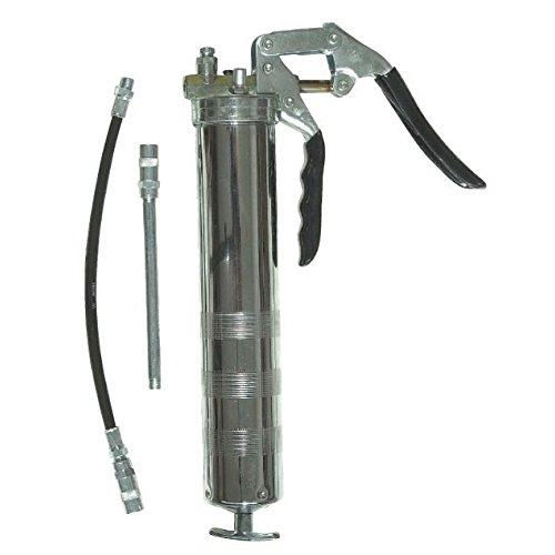 Pistolet de graissage manuel avec valve de remplissage