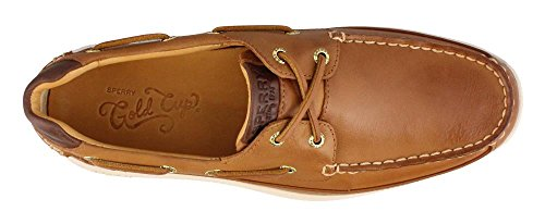 Ultra Mens Cup Gold Shoe Tan Boat Sperry White q76t5w6