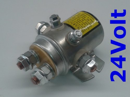 Prime Tech Schwerlast-Relais 24V, 500 Ampere, Winden-Relais