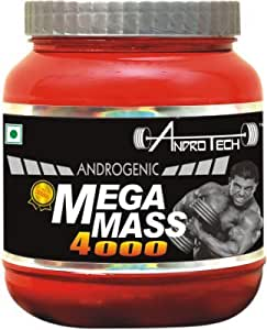 Androgenic Mega Mass 4000 (1000 GMS) Chocolate