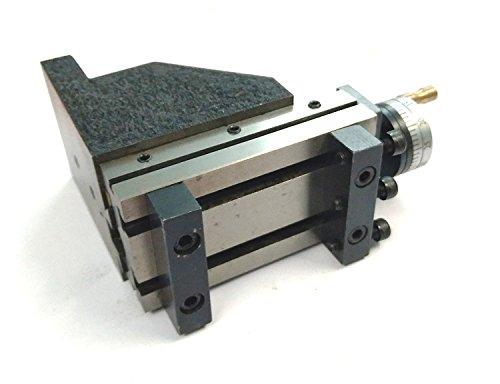 toolpost Mini Vertikale Slide (90x 50mm) für sofortige Fräsen Bedienung auf-Maschine (Mini Drehbank-schneidwerkzeuge)