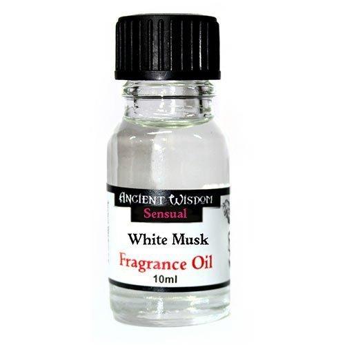 Huile essentielle 10ml - Huile Parfumée Musc Blanc AWFO-64 631