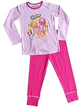ragazze Shopkins Sleep over with My Besties pigiama da 7a 11anni negozio Kins Pjs nuovo
