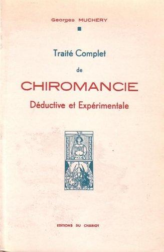 Traité complet de chiromancie