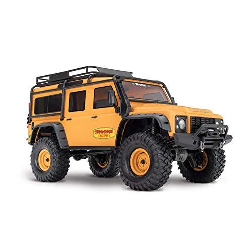 Traxxas Landrover Defender Sand/matt RC Modellauto Elektro Crawler Allradantrieb RTR 2,4 GHz