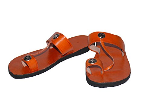 Orientalische Leder Schuhe Sandalen Römersandalen - Gr. 39 [Textilien]