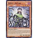 Yu-Gi-Oh! - Jinzo - Jector (SECE-EN031) - Secrets of Eternity - 1st Edition - Super Rare by Yu-Gi-Oh!