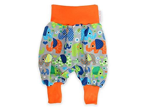 Kleine Könige Pantalones Bombachos Bebé Niña Pantalón · Modelo Fiesta de Elefantes...