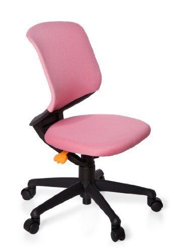 Get HJH Office Kid Move 712140 Children's Office / Swivel Chair Pink / Black Review