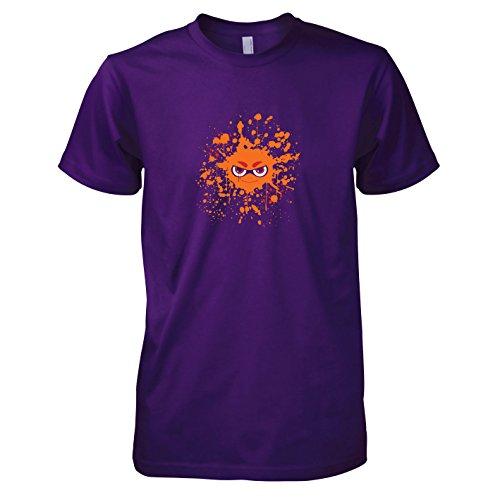 TEXLAB - Evil Splash - Herren T-Shirt, Größe XXL, (Freundin Kostüm Jason's)