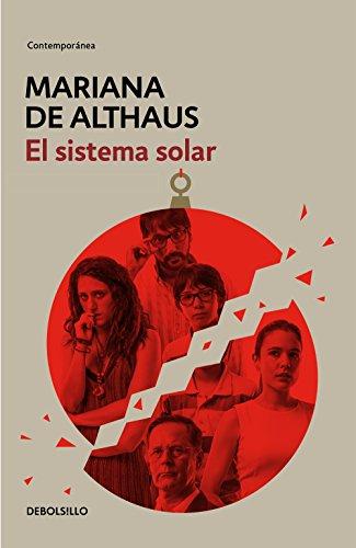 El sistema solar por Maríana De Althaus
