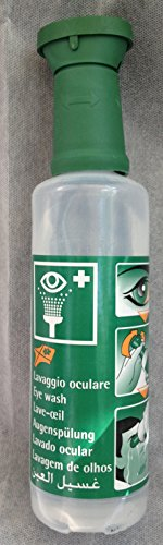 S&D Berlin Notfall - Augenspülflasche 500ml NaCl 0,9%