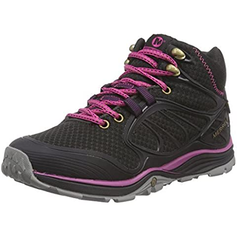 Merrell Women's VERTERRA MID SPORT GTX walking and hiking boots,