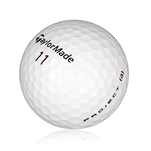Taylor Made Project (A) AAAA Pre-Owned Golf Balls