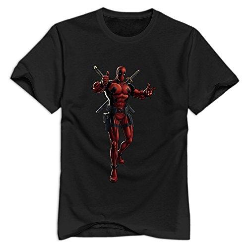KST Herren T-Shirt Gr. Large, Braun - Schwarz
