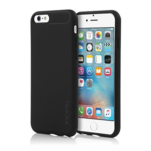 Incipio NGP Case flexible, indéchirable Coque de protection pour Apple iPhone 6Plus/6S Plus (Version à partir de 2015/2016)–Iph-INTL 1197 noir