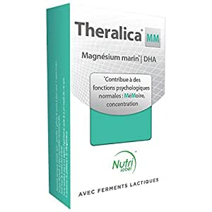 Theragreen Theralica MM mémoire 45 gélules + 30 capsules