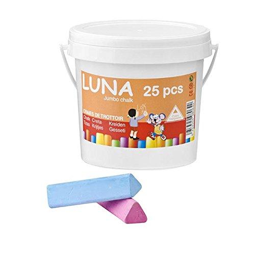 JPC Blumentopf aus 25Kreide dreieckige Kundenstopper Luna