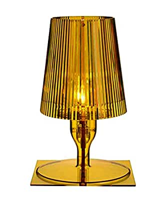 Kartell lampada da tavolo take giallo illuminazione - Amazon lampade da tavolo ...