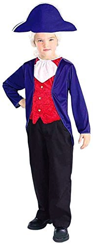Costumes For All Occasions Kost-me f-r alle Anl-sse FM58269LG George Washington Kind Lg
