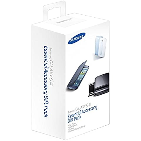 Samsung ETC-K1G6CEG Starter KIT Galaxy S III White Custodie - Soft Starter