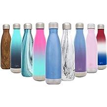 Amazon.es: botella acero 15
